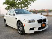 2013 Bmw BMW M5 Base Sedan 4-Door