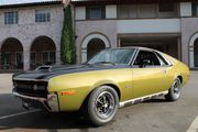 1970 AMC AMX390,  Go Pack,  Ram Air